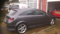 Vauxhall Astra 1.9 CDTi Remap