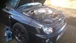 Subaru Impreza WRX Remap