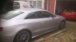 Audi A5 TFSi Remap