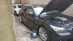 BMW 535D Remap