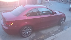 BMW 135I Twin Power Turbo Remap