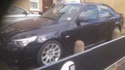 BMW 530D Remap