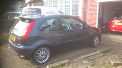 Ford Fiesta 1.6 tdci Remap