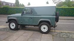 Land Rover Defender 2.4 Remap