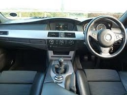 BMW E60 520D Remap
