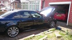 BMW E60 525D Remap