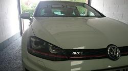 VW Golf MK7 GTi 2.0 TFSi Performance pack Tuning