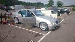 Mercedes E270 Cdi Remap