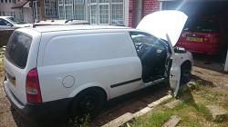 Vauxhall AstraVan 1.7 DTi Remap