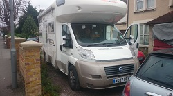 Fiat Ducatto 2.3 Motorhome Remap