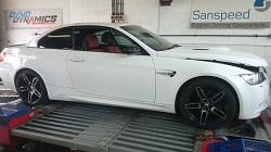 BMW 320D E93 Remap