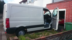 VW Crafter 2.5 Tdi Remap