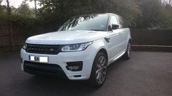Range Rover Sport 2014 SDV6 Remap
