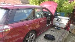 Subaru Legacy Diesel Remap