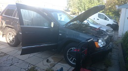 Jeep Grand Cherokee 3.0 Crd Remap