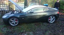 Aston Martin V8 Vantage Remap