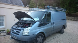 Ford Transit 2.2 TDCi 85PS Remap