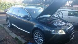 Audi AllRoad 3.0 TDi V6 Remap