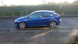 Ford Focus ST2 Remap