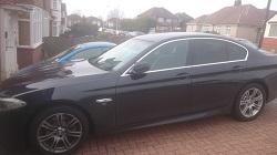 BMW F10 520D Remap flashremapping.co.uk