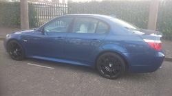 BMW E60 530D M Sport Remap flashremapping.co.uk