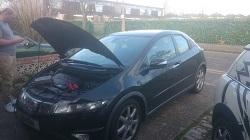 Honda Civic 2.2l i-cdti remap flashremapping.co.uk