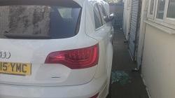 Audi Q7 Tdi Remap flashremapping.co.uk