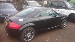 Audi TT 1.8T 225 Remap flashremapping.co.uk