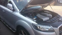 Audi q7 3.0 Tdi Remap flashremapping.co.uk