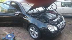 Mercedes c220 Cdi Coupe Remap flashremapping.co.uk