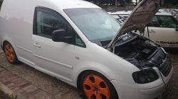 VW Caddy 1.9 TDi Custom Remap flashremapping.co.uk