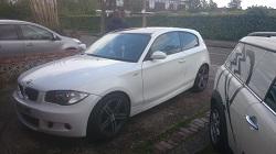 BMW 123D E81 Remap