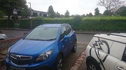 Vauxhall Mokka 1.4T Remap