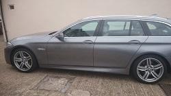 BMW 520D F11 Remap