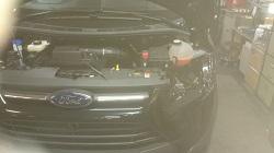 Ford Transit Custom Remap