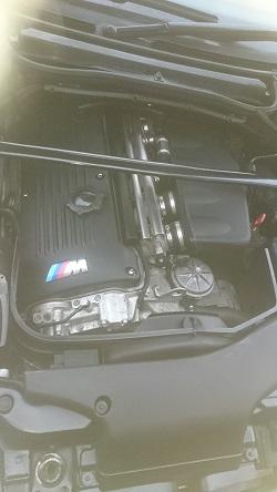 BMW E46 M3 SMG Remap