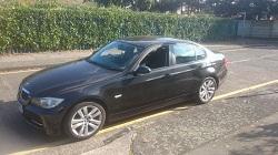 BMW E90 320D 163Bhp Remap