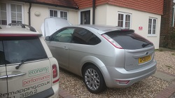 Ford Focus 2 1.8 Remap