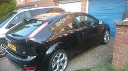 Ford Focus 2.5 ST 225Remap