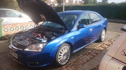 Ford Mondeo 2.2 TDCI Remap