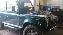 Land Rover Defender 2.2 Remap