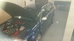 Audi RS4 4.2 FSi Remap