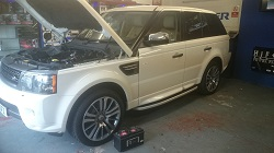 Range Rover TDV6 3.0 Remap