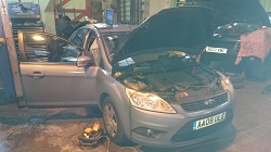Ford Focus 1.6 TDCi Remap