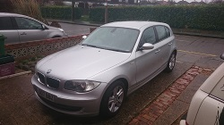 BMW 120I Remap