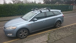 Ford Mondeo 1.8 TDCi Remap and EGR Delete
