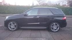 Mercedes ml 350CDi Bluetec Remap