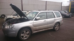 Subaru Forrester 2.5 XT Remap and secondary air pump delete