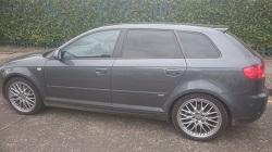 Audi A3 2.0 TFSi Remap
