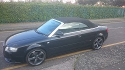 Audi A4 2.0 TDi Cabriolet Remap